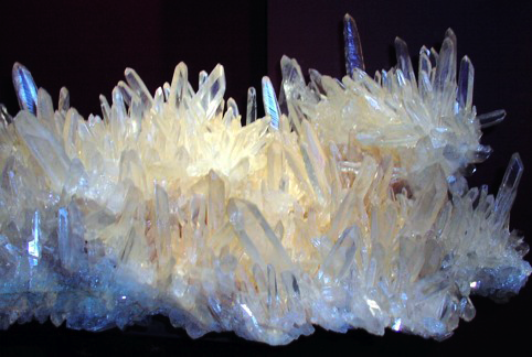 Cristaux de quartz