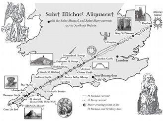 L'alignement St-Michel