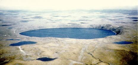 Cratère Pingualuit