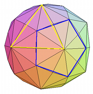 Hexaki-icosaèdre
