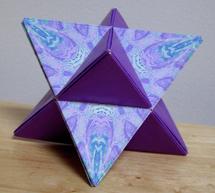 double tétraèdre